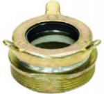 Fithz bung adapter for suction tube