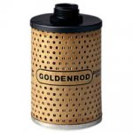 Goldenrod filterelement