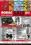 Rodac sales
