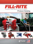 Fill-Rite catalogus