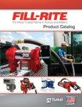 Fill-Rite catalogue